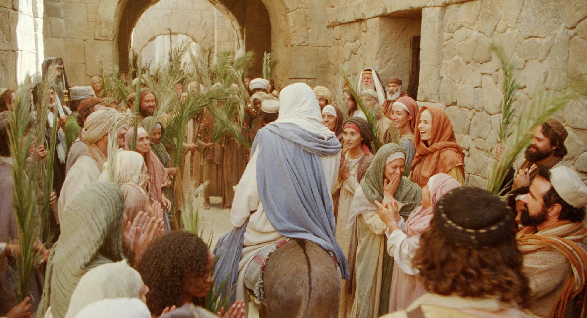 территории иисус в иерусалиме картинка след